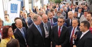 Türkiye'nin Belediyeler Nezninde İlk Uluslararası İlişkiler Ve AB Merkezi Açıldı
