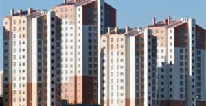 Yapı Ruhsatı Verilen Yapıların Yüzölçümü Yüzde 58 Azaldı