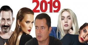 2019 Yılında Magazin Ve Sanat Dünyasında...