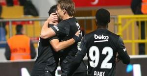 Beşiktaş 3 Puanı Son Dakikada Aldı
