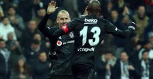 Beşiktaş, Gençlerbirliği#039;ni...