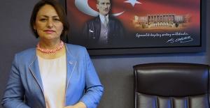 """CHP'li Şevkin, """"Kadınlar, Haklarını Özgürce Kullanamıyor!"""""""