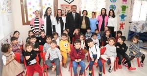 Çukurova'da Çocuklara Diş Sağlığının Önemi Anlatıldı