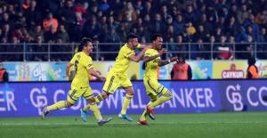 Fenerbahçe, Rize'den 3 Puan İle Dönüyor