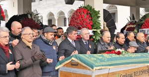 Feyzioğlu, Vahit İbiş Ve Süleyman Özden Karahan'ın Cenaze Törenine Katıldı