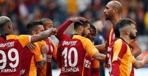 Galatasaray, Alanyaspor'u Tek Golle Mağlup Etti