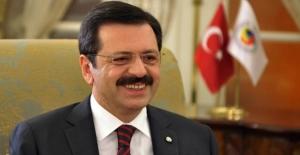 """Hisarcıklıoğlu: """"Yeni Yılın Sağlık, Huzur Ve Mutluluk Getirmesini Diliyorum"""""""