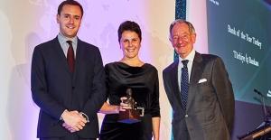 İş Bankası'na The Banker'dan 'Yılın Bankası' Ödülü