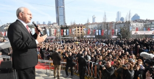 """Kılıçdaroğlu, """"Yeni Siyaset Anlayışını Hep Birlikte Kucaklayalım"""""""