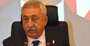 """Palandöken, """"Ulu Önder 1 Asır Önce Ankara'ya Ayak Bastı"""""""