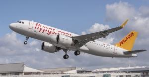 Pegasus'tan Yeni Yurt Dışı Hatları: Medine Ve Batum