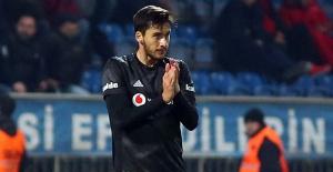 Umut Nayir: 'Beşiktaş'ın Umudu Olmak İçin Çalışıyorum'
