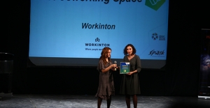 Workinton Yılın En İyi Co-Working Alanı Seçildi