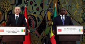 """""""Afrika Halklarını Gönüldaşlarımız, Kardeşlerimiz Ve Kader Ortaklarımız Olarak Görüyoruz"""""""