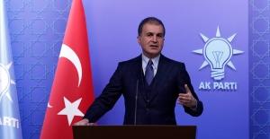 """AK Parti Sözcüsü Çelik, """"Irak Dış Müdahaleden Arındırılmalı"""""""