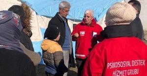 """Bakan Selçuk: """"Depremden Etkilenen Vatandaşlarımızın Temel İhtiyaçları İçin 8 Milyon TL Kaynak Aktardık"""""""