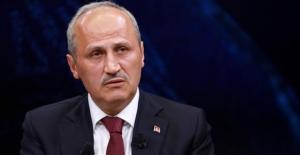 """Bakan Turhan: """"Karayoluyla Geçen Yıl 90,2 Milyon Yolcu Taşındı"""""""