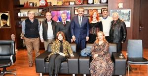 """Başkan Çetin: """"Kitap Fuarında Yaklaşımımız Verdiğimiz Değerin Bir Sonucu"""""""