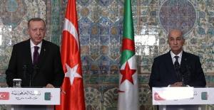 """""""Cezayir'in Güvenliğini, Huzurunu Ve Bekasını Kendimizinkinden Ayrı Tutmuyoruz"""""""