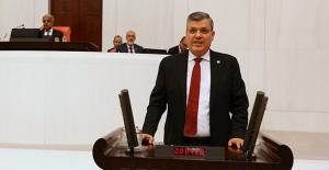 "CHP'li Barut: ""Kafanızı Kuma Gömmeyin, Çözüm Üretin"""
