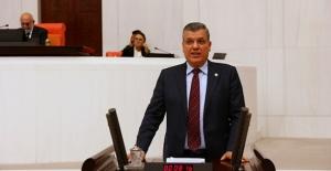 CHP'li Barut'tan Depreme Karşı Seferberlik Çağrısı