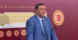 """CHP'li Gürer """"Domuz Ve At Eti AKP Döneminde Kasaplık Hayvan Oldu"""""""