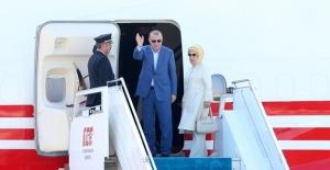 Cumhurbaşkanı Erdoğan Cezayir, Gambiya Ve Senegal'e Ziyaret Gerçekleştirecek