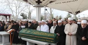 Cumhurbaşkanı Erdoğan, Emekli İstanbul Vaizi Ahmet Vanlıoğlu'nun Cenaze Törenine Katıldı