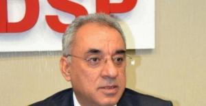 DSP Genel Başkanı Aksakal'dan Rahşan Ecevit İçin Başsağlığı Mesajı