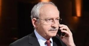 Kılıçdaroğlu, Elazığ Valisi Kaldırım'dan Deprem İle İlgili Bilgi Aldı