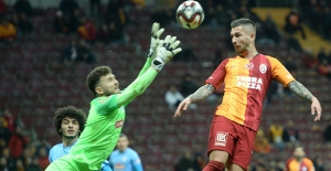 Kupada Son Çeyrek Finalist Galatasaray