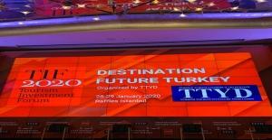 Kuşadası Belediyesi 2020 Turizm Yatırım Forumu'na Katıldı