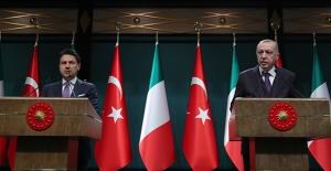 """""""Libya'da Ateşkes Anlaşması İmzalanmasını Temenni Ediyorum"""""""