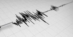 Manisa'da 5.4 Şiddetinde Deprem