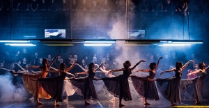 Oratoryo Ve Dansın Aradığı ''İnsan'' Yunus Emre