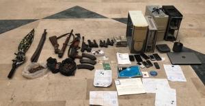 Tel Abyad'da Eylem Hazırlığında Olan 5 Terörist Sağ Olarak Ele Geçirildi
