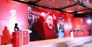Ziraat Türkiye Kupası Çeyrek Final Ve Yarı Final Eşleşmeleri Belli Oldu