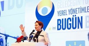 Akşener, Türkiye'nin Sesini Dinlemeye Devam Edeceğiz