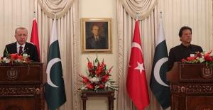 """""""Askerî Ve Savunma Sanayii Alanları, Pakistan İle İkili İlişkilerimizde En Önemli Başlığı Teşkil Ediyor"""""""