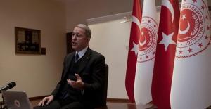 Bakan Akar: NATO ve Avrupa, İdlib...