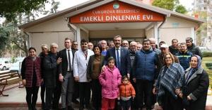 """Başkan Çetin: """"Halkın Sağlığı Her Şeyden Önemli"""""""