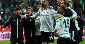 Beşiktaş, Sergen İle Kazanmaya Devam Ediyor