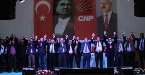 CHP Aydın İl Başkanı Ali Çankır Güven Tazeledi