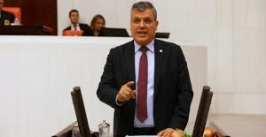 """CHP'li Barut: """"Atama Bekleyenlerin KPSS Puanları Heba Olmasın"""""""