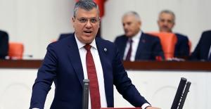 """CHP'li Barut: """"Mülakat Adaletsizliği Son Bulsun, Liyakat Esas Alınsın"""""""