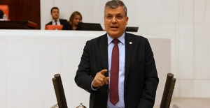 """CHP'li Barut: """"Ekonomik Kriz Yaktı, Elektrik Ve Doğalgaz Faturası Dondurdu"""""""