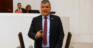 """CHP'li Barut: """"Saray Ve Çevresi Keyif Sürerken Yurttaşlarımız Canına Kıyıyor"""""""
