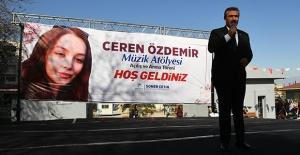 Çukurova'da Ceren Özdemir İçin Duygulandıran Tören