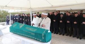 Cumhurbaşkanı Erdoğan, AK Parti Genel Başkan Yardımcısı Şahin Usta'nın Babasının Cenaze Törenine Katıldı