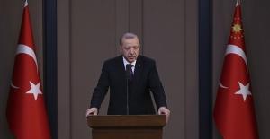 """Cumhurbaşkanı Erdoğan: """"Öncelikle İdlib'i Süratle Çözmemiz Gerekiyor"""""""